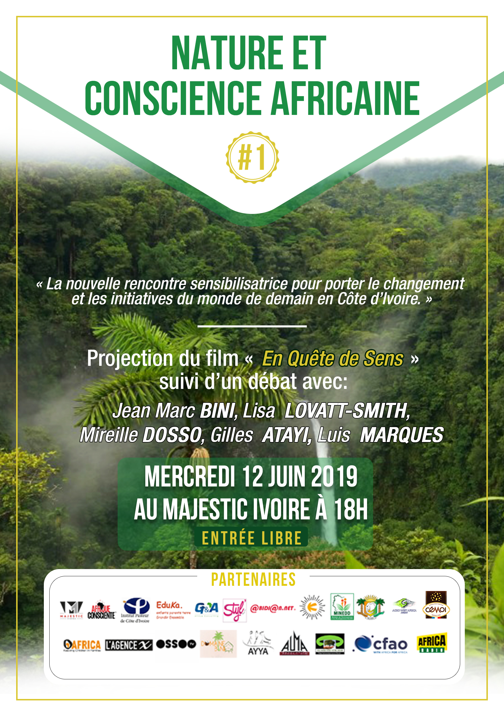 Nature et Conscience Africaine