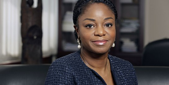 Cina Lawson, 1ère femme politique africaine à décrocher la Kennedy School Harvard Award