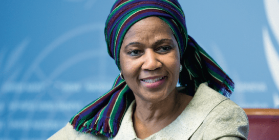 Phumzile Mlambo-Ngcuka, Directrice exécutive d'ONU Femmes : une force impressionnante avec laquelle compter