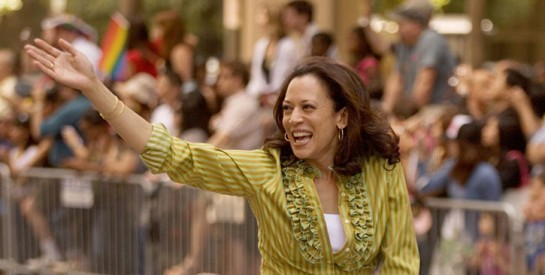 L'ascension fulgurante de Kamala Harris