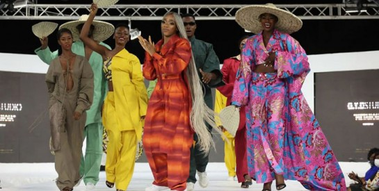Fashion Week à Lomé : la mode africaine fait son show en public