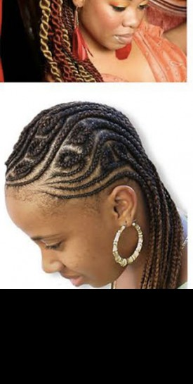 ``Marcoussis``, l`incontournable tresse africaine