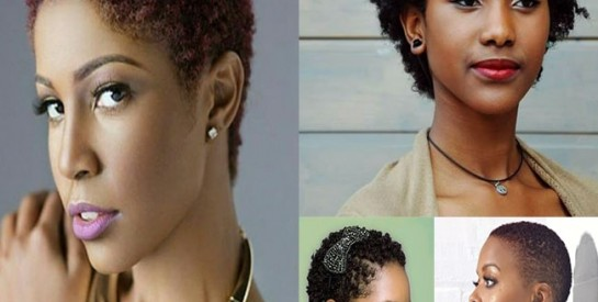 Coiffure cheveux courts: Le TWA ou ``teeny weeny afro``