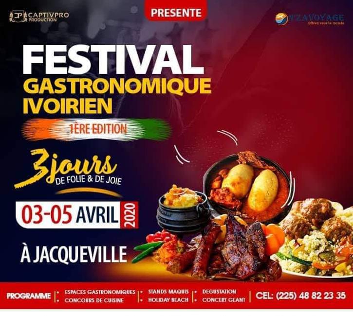 Festival Gastronomique Ivoirien