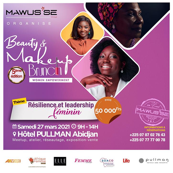 Beauty Make up Brunch