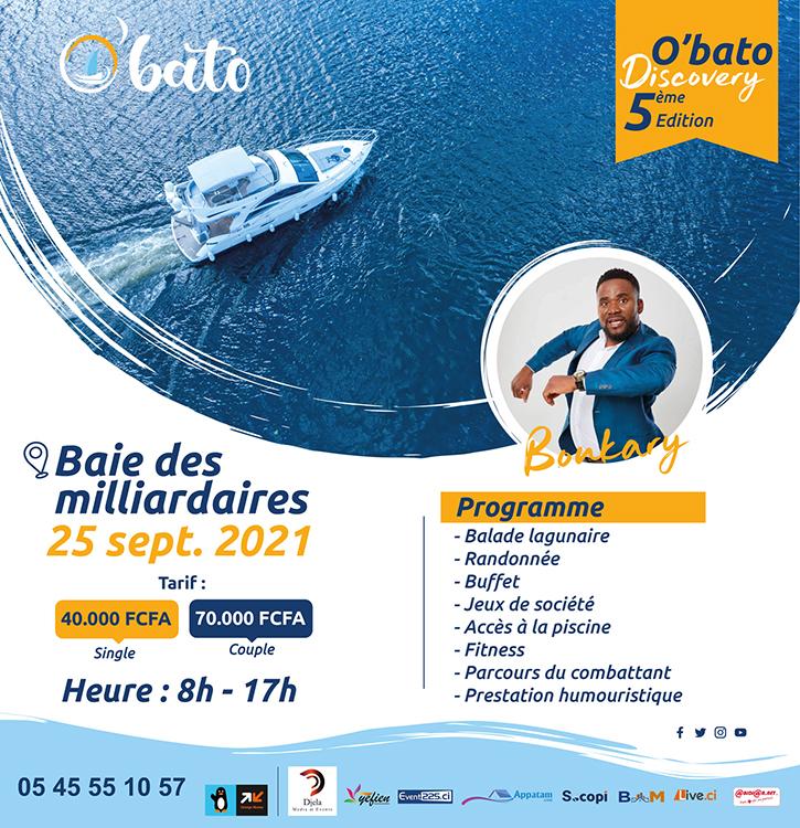 BALADE LAGUNAIRE AVEC O'BATO