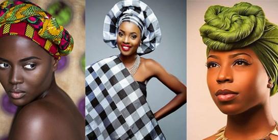 Port du foulard Africain : Entre modernité et tradition