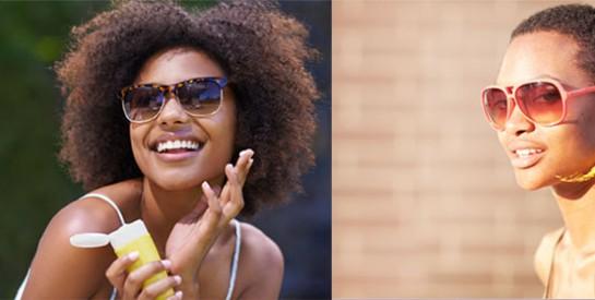 Le danger des lunettes de soleil contrefaites