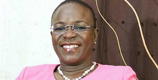 Marie-Thérèse Boua N`Guessan, présidente de L`AFIP Afrique : ''Il faut que les femmes arrêtent d`être réservées, d`être effacées''