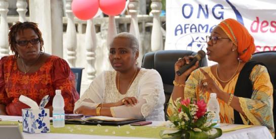 L`Alliance des Femmes pour une Aide Mutuelle et pour des Actions Humanitaires (AFAMAH) se bat pour l`autonomisation des femmes
