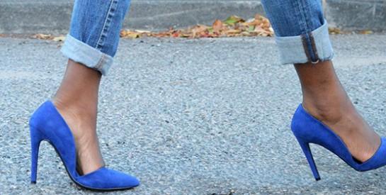 Pourquoi porter des chaussures plus grandes?