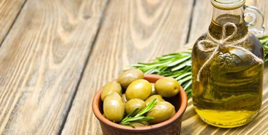 L`huile d`olive aussi efficace que le Viagra?
