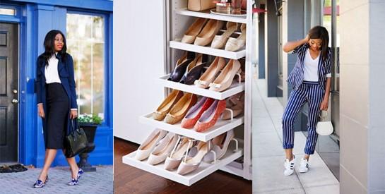 Comment porter des chaussures plates et être chic?