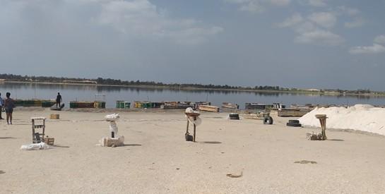 Eductour Sénégal 2019 : le lac rose, un site à sensation, tournant du Paris - Dakar