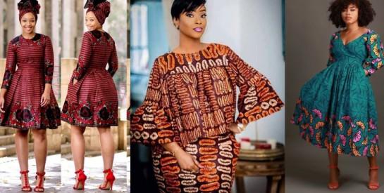 Ces vêtements qui ne manquent jamais dans la garde-robe d'une femme africaine