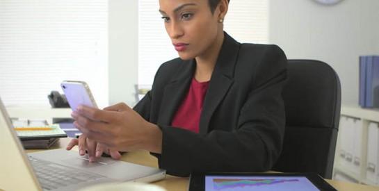 Être accro au travail peut nous rendre moins productifs