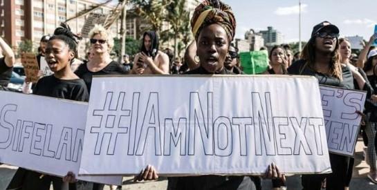 Afrique du Sud: l'Etat sommé de venir en aide aux femmes victimes de violences