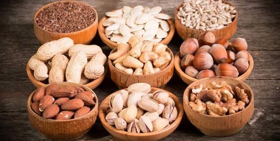 10 raisons de ne plus se priver d'amandes, de noix et de noisettes !