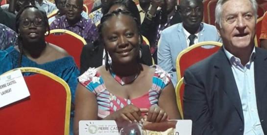 La Burkinabè Florence Bassono labellise l'attiéké ivoirien