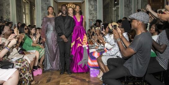 Les figures montantes de la mode africaine à Paris