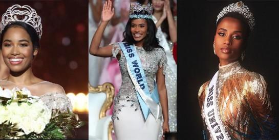 Concours de Miss : pourquoi les victoires de femmes noires sont une (petite) révolution