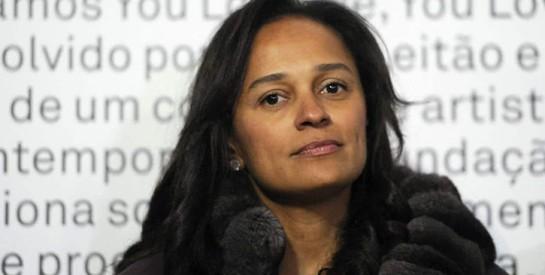 Angola: la justice gèle les avoirs de la fille de l`ancien président dos Santos