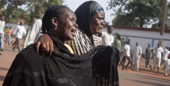 Violence conjugale, une mère de quatre enfants battue à mort par son mari à Bangui