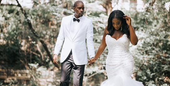 Arriver ensemble ou séparément à la cérémonie de mariage ?
