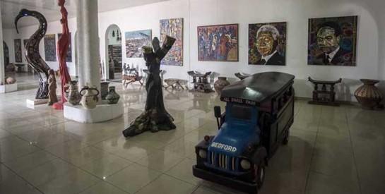 Un site à visiter au Ghana : Le Musée national du Ghana