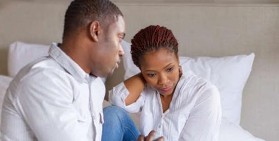 ``Mon mari est impuissant et me demande de me taire : une situation difficile à supporter depuis mon mariage``