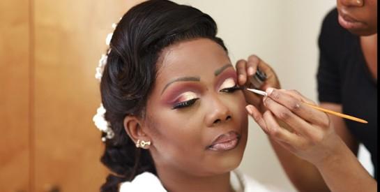 Voici 5 conseils pour réussir son maquillage de mariage !