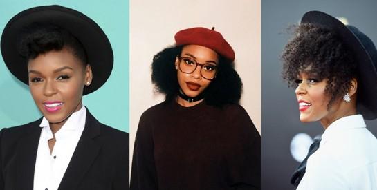 Cheveux crépus: comment se coiffer lorsqu`on porte un chapeau