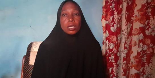 Fatoumata Bah, icône malgré elle de la contestation en Guinée