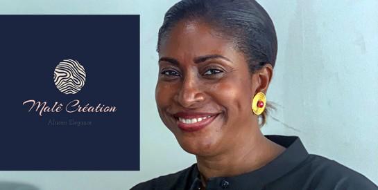 Mme Fobah Marie Madeleine de Malé Création : Mes bijoux sont portés en toutes occasions et à tous moments...