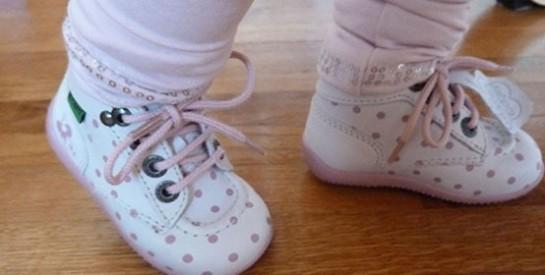 Comment connaître la pointure des chaussures enfant ?