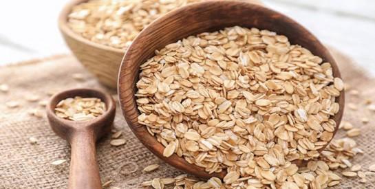 Les flocons d'avoine pour réduire le cholestérol