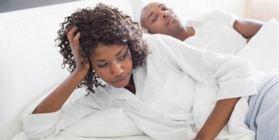 ``Mon mari n`aime qu`une seule position``