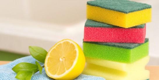 Nettoyage: 7 manières d`utiliser le citron au quotidien