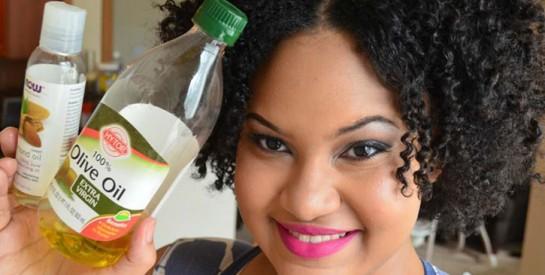 Cheveux: conseils pour faire son bain d'huile en confinement