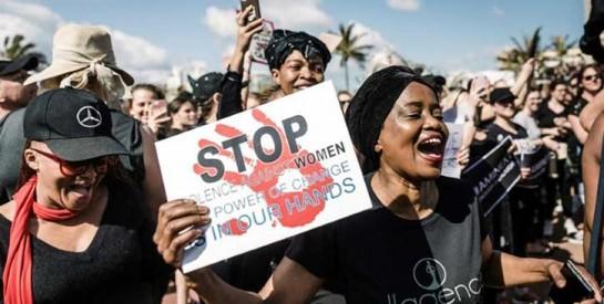 En Afrique du Sud, le confinement exacerbe les violences conjugales