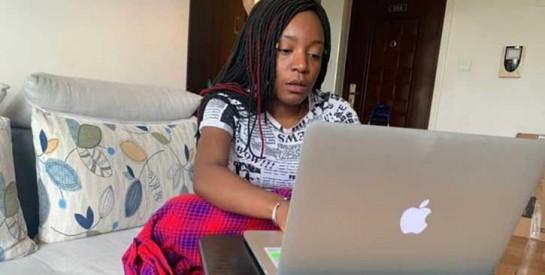 Coronavirus : les peurs et angoisses de Christelle Ndaya, une jeune Congolaise confinée à Pékin