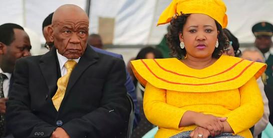 Mêlé au meurtre de sa femme, le Premier ministre du Lesotho annonce sa démission