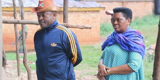 Burundi : l`épouse de Pierre Nkurunziza fait des confidences émouvantes