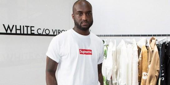 Pour accélérer la diversité dans la mode, Virgil Abloh lève 1 million de dollars destiné aux étudiants noirs