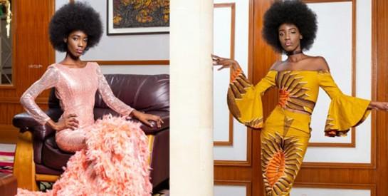 Mode : Sara Loko aux antipodes des stéréotypes de la beauté africaine