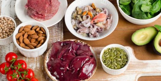 6 aliments les plus riches en zinc