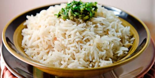 Riz Basmati : tous les bienfaits de ce riz incroyablement parfumé