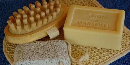 Le savon de Marseille : un produit qui s'utilise de différentes manières