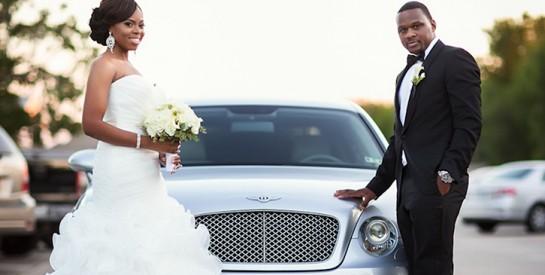 Se marier en voiture, la dernière tendance en Afrique du Sud