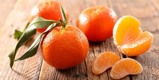 Les bienfaits de la mandarine que l'on ignore!